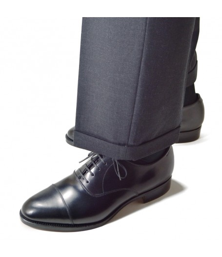 CAP TOE OXFORD(レザーソール)
